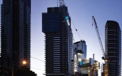 Icon Continues Winning Streak with Deakin Uni Student Accommodation Project