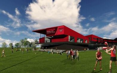 Harris HMC to Complete Essendon Hangar