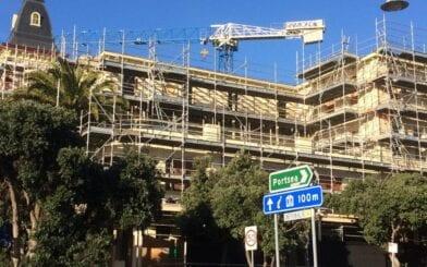 Continental Hotel Sorrento Update
