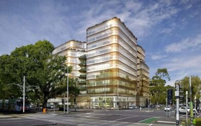 Icon Preferred Builder on $280M Victoria Place Project