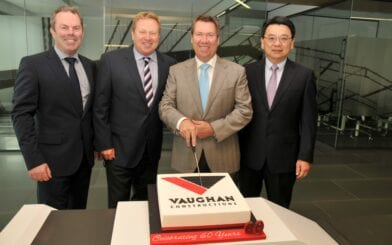 Vaughan Brothers to Sell Down Shares in Family Business