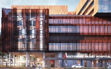 John Holland to Build Revised Victorian Heart Hospital