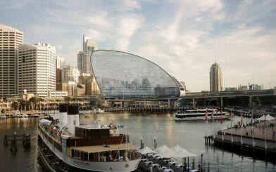 Grocon Sells Rights to Darling Harbour Ribbon Project