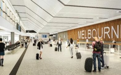 Lendlease Wins Contract for $500 Million Airport Redevelopment