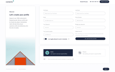 Creating a Conecta Profile that Stands Out