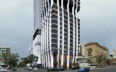 Synergy Construct Set to Build $110M Adelaide Student Accommodation