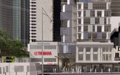Melbourne CBD Set For New $110M Vertical Tower