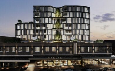 Ironside to Build Gurner's $120M Atelier Hotel in Collingwood