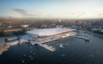 Multiplex Awarded Contract For New $750M Sydney Fish Market