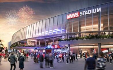 Marvel Stadium Upgrade Plans Valued at $225M