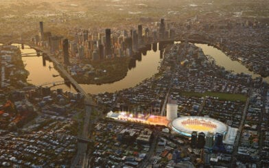 Queensland Government Commits to Rebuilding Gabba for Olympics