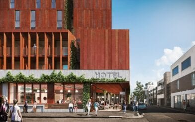 Iconic Hotel 'The Standard' Set For Fitzroy