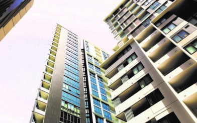 Hansen Yuncken Managing Contractor for NSW Cladding Remediation