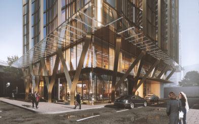 GURNER Announces Plans for $250M Southbank Mega Tower